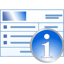 Medical Invoice Information Icon | Medical Iconset | Aha-Soft