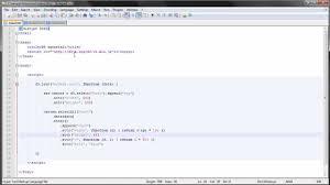 D3 Bar Chart With Json Data Example D3 Js Tutorial 10 Loading External Data