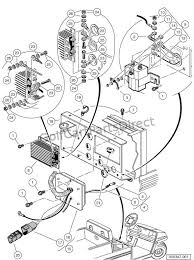 2008 club car wiring diagram 48 volt wiring diagrams and schematics charger powerdrive model 17930 club car parts accessories