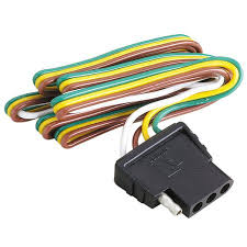 cheap tv socket wiring tv socket wiring deals on line at get quotations · attwood 14017 3 4 way flat wiring harness connector socket