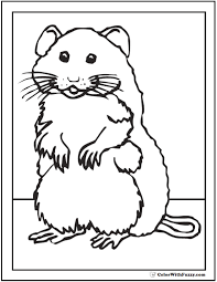 Small Picture Mouse Coloring Pages To Print And Customize For Kids