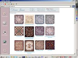 Planet Patchwork Quilting Software Review: Dear Jane &  Adamdwight.com