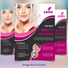Beauty Salon Flyer Flyer Design Corporate Flyer Salons