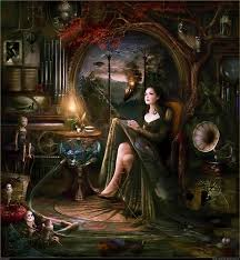 the lady of shalott – steampunk style – metapunkthe lady of shalott   steampunk style