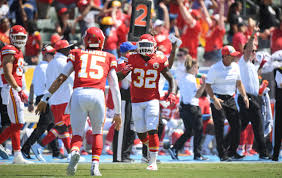 Chiefs Depth Chart How Roster Looks After Kareem Hunts