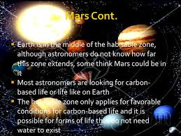 life on other planets powerpoint
