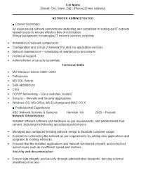 Administrator Resume Examples Nursing Administrator Resume ...