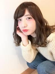 Kannaさんのヘアスタイル Hair2016w重めミデ Tredina