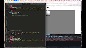 Simply Coding Javascript Game Design Javascript Game Design Live Stream Pong Game Part_2