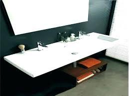 trough sink two faucets sink bathroom fine trough double faucet trough sink bathroom large size of trough sink two faucets