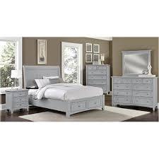 bassett bedroom sets. bb26-002 vaughan bassett furniture bonanza - grey bedroom dresser sets t