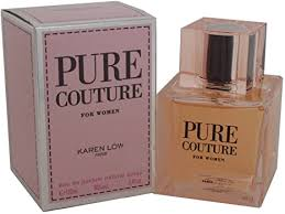 <b>Karen Low Pure Couture</b> Eau de Parfum Spray for Women, 3.4 Ounce