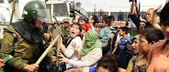 Hasil gambar untuk penindasan muslim uighur