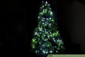 Image titled Clean an Artificial Christmas Tree Intro