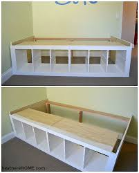 ikea storage bed hack. Simple Hack IKEA Hack  DIY Twin Storage Bed For Ikea K