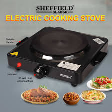 Electric Kitchen Appliances Buy Sheffield Electric Cooking Stove Online At Best Price In India