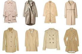 fashion designers have made the old school trench coat even more modern and chic by mixing it with leather details we all know the luxurious trenches that