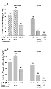 Chart A Amounts Of Soluble 6 X His Mbp Ri Protein In Mg Per