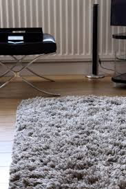 the rug is high pile so it absorbed everything and it wasn t visible but we started noticing the smell after few days and let me tell you