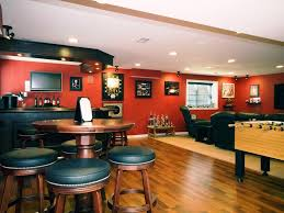 game room lighting ideas. Basement Game Room Ideas With Bar Lighting O