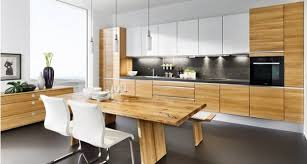 wooden furniture for kitchen. contemporary kitchen design with wooden dining furniture cabinets and island for