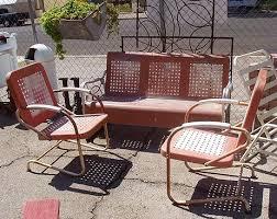 vintage patio outdoor furniture sets