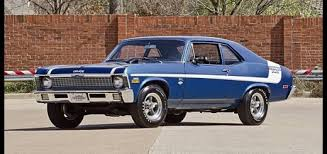 Chevy Ii Nova Cars With Muscles