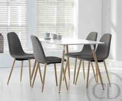 Table De Cuisine Blanche Pas Cher Table Ronde Bois Rallonge