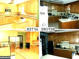 average cost to reface kitchen cabinets cost to refinish kitchen cabinets average cost of refacing kitchen