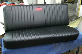 leather truck seat cover captivating custom bench seats set of laundry room plans free o bench leather truck seat cover