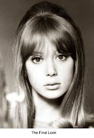 patti boyd 1960s hairstyle tricks for long hair2