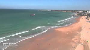 Hotel Costa Conil Hotel Fuerte Conil Costa Luz Cadiz Aerial Video Short Version 1