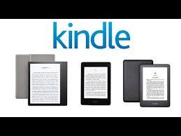 Amazon Kindle Lineup 2019 Comparison Paperwhite Vs Oasis Vs Basic