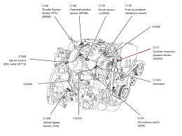 ford focus engine diagram car tuning car tuning amazing  ford focus 2 3 engine diagram car tuning car tuning ford focus cylinder head temperature sensor