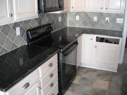 backsplash ideas for black granite countertops. Kitchen Backsplash Ideas Black Granite Countertops White Cabinets Window Treatments Staircase Farmhouse Large Accessories Landscape Designers Sprinklers For