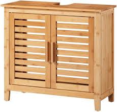 Konifera Waschbeckenunterschrank Bambus 67 Cm Breit Online Kaufen Otto