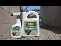 simple green outdoor odor eliminator for yards patios artificial turf you