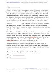 Resume Writing Examples Resume Writing Suggestions And Samples ...