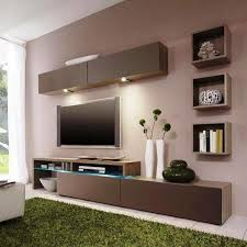 exciting modern tv wall units living