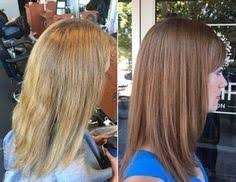 color and conditioning treatment before afterhair salon portland best hair salon portland