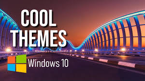 Cool Themes for Windows 10 (Free) - YouTube