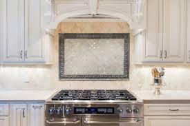 Creative Backsplash Designs Behind Stove Interior Design Cooktop Ideas