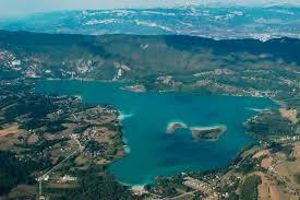 Camping Lac d'Aiguebelette en Savoie - Camping des Chavannes