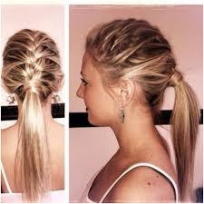 Hairstyle Braid braided ponytail hairstyles to bring your dream hairstyle into 4583 by stevesalt.us