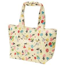 mother tote bag character disney outing baby child baby mother mom tote bag
