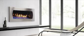 heat n glo direct vent gas fireplaces modern design
