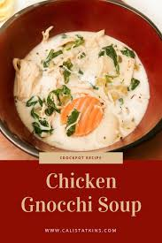 i am back with another soup recipe that we tried out last weekend on our soup sunday tradition en gnocchi soup from olive garden is one of my favorite