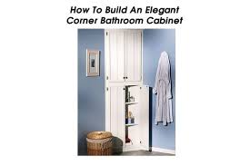 Building A Corner Cabinet Diy Corner Linen Cabinet2 1200x802jpg