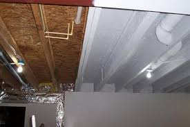 painted basement ceiling. 20 Cool Basement Ceiling Ideas, Http://hative.com/cool-basement-ceiling -ideas/, Painted