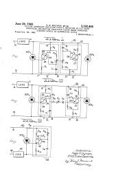 Patent us3192466 silicon controlled rectifier circuit employing drawing simple schematic circuit diagram electrical symbols